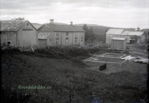 Nordre Marken hvor Johannes Olsen var født.