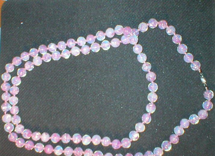 Mormors perlekjede fra Shanghai