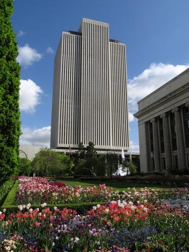 LDS administrasjonsbygning