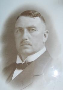 Materialdirektør Ole Christian Aspen (1871-1926)