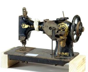 Singer symaskin fra 1903