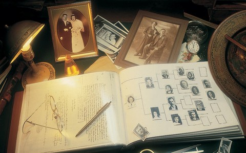 skriv din (familie-/slekts)historie