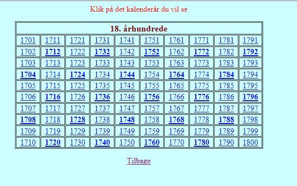 Neste trinn i Bauer kalender