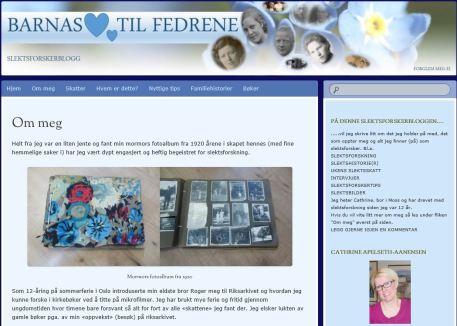 Forside bloggen min